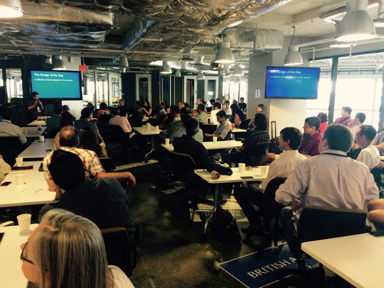 OTB 2015 @ Capital Factory, Austin
